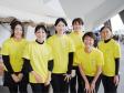 グリーンリボン・駒沢オリンピック公園・スポーツアロマ活動
