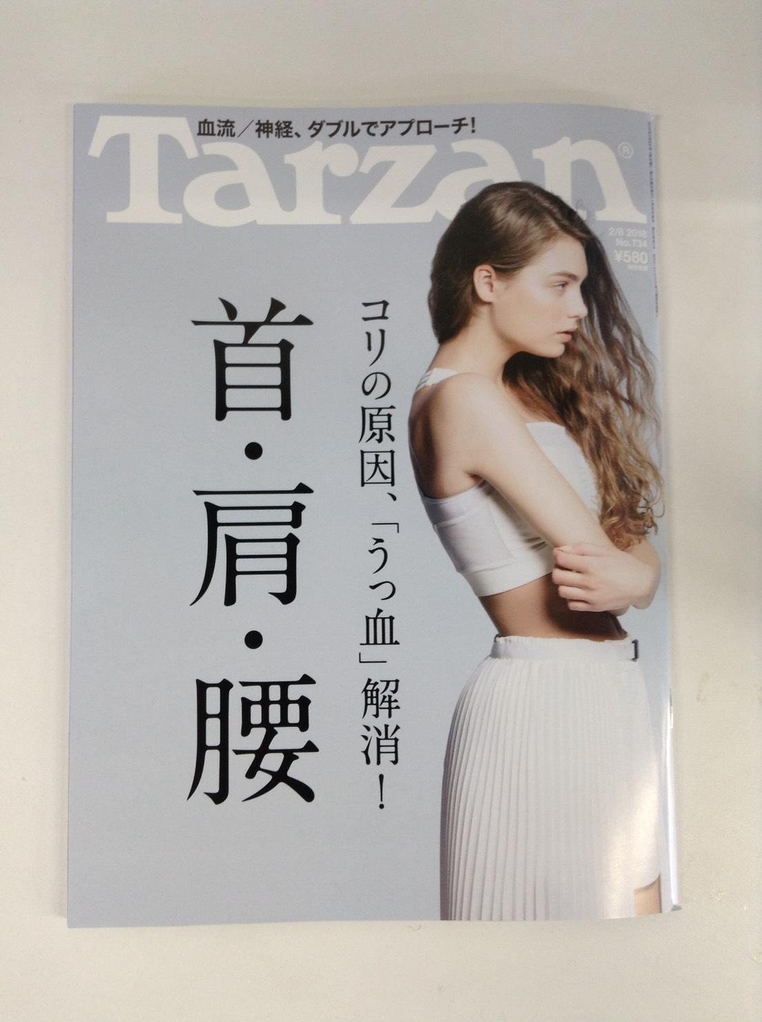 Tarzan No.734